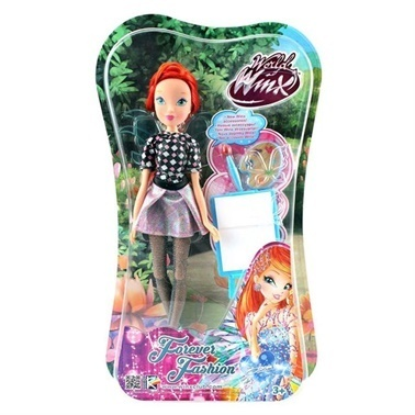 Winx Winx Forever Fashion Bloom  Renkli
